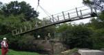 Removing an old bridge