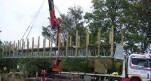 Installing a new bridge